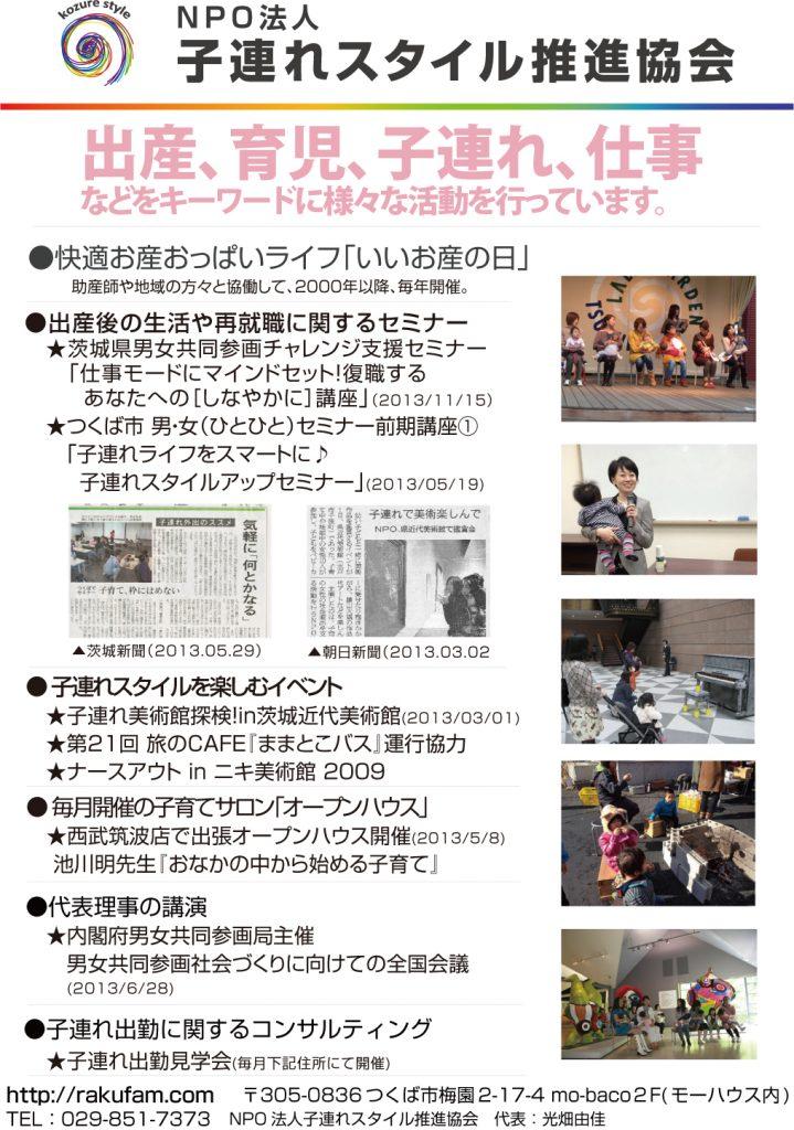 活動パネル2013